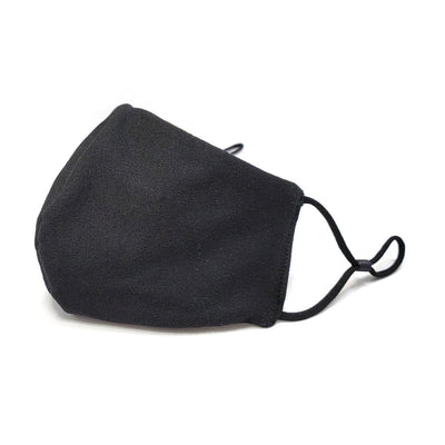 Solid Fabric Reusable Face Mask