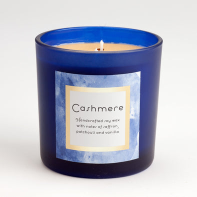 Cashmere Soy Wax Candle - 18 oz.