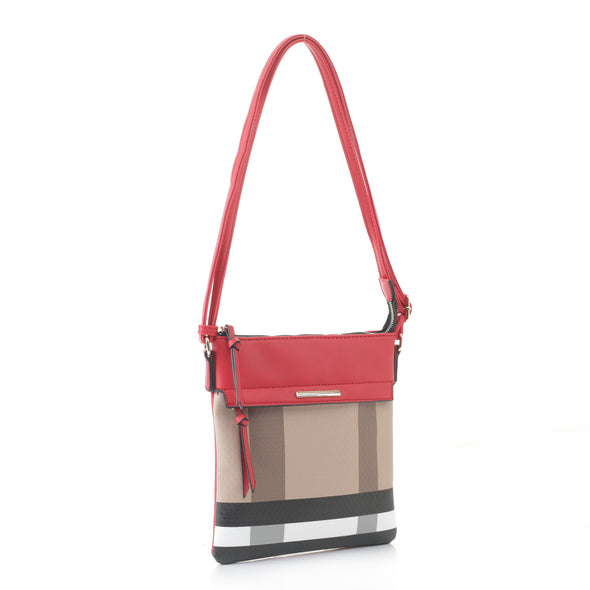 Multi Zip Crossbody