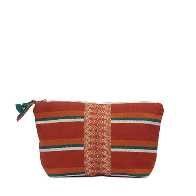 Cristina Cosmetic Bag - Multi Stripe