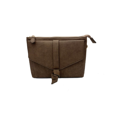 Double Gusset Crossbody