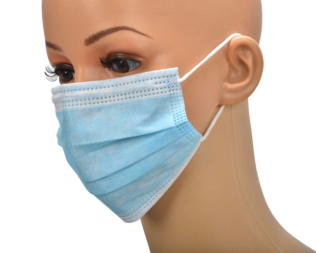 Pack of 20 Disposable Face Masks - Charming Charlie
