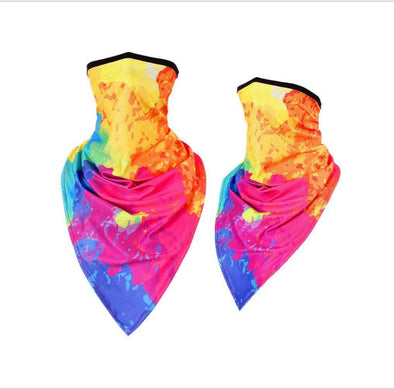 Multicolor Neck Gaiter