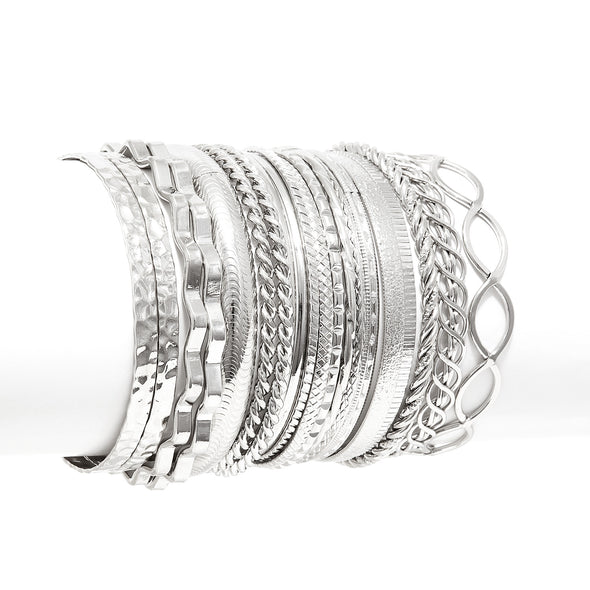 Every Occasion Layering Bangle Set
