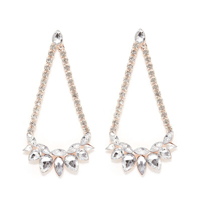 Rhinestone Occasion Statement Teardrops
