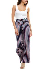 Sleeveless Stripe Bottom Jumpsuit - Charming Charlie
