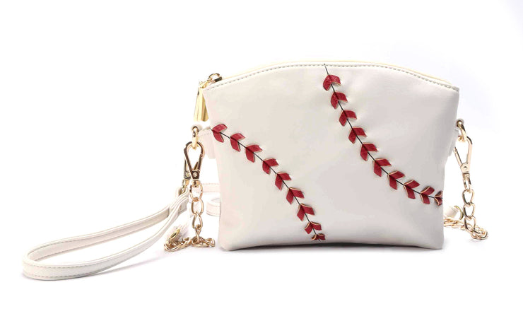 Baseball Stitch Crossbody