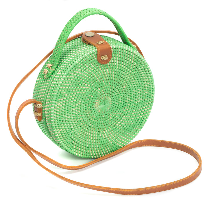 Canteen Straw Crossbody - Charming Charlie
