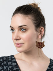 Fox Trot Earrings