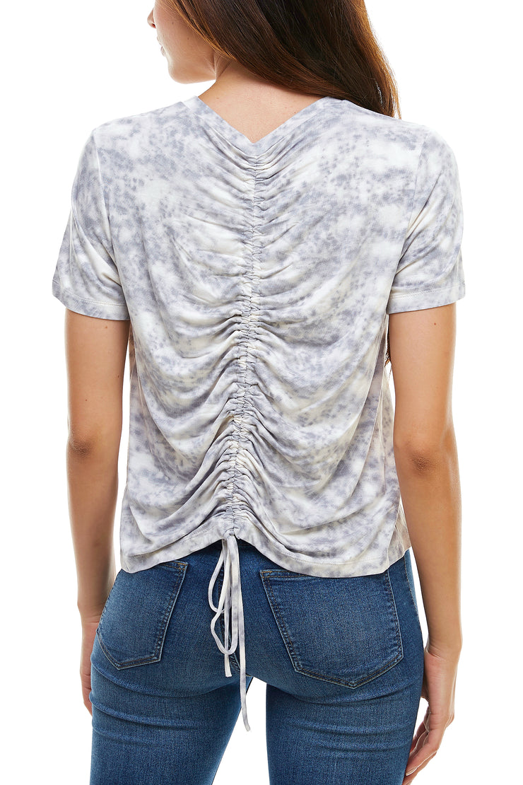Casual Tie Dye Pullover Top - Charming Charlie