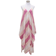 Yarn Dye Stripe Cover All Dress - Charming Charlie