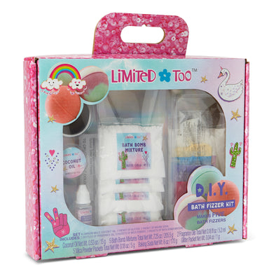 DIY Scented Bath Bomb Fizzies Kit - Makes 5 Fizzers, Pack of 16 - Charming Charlie