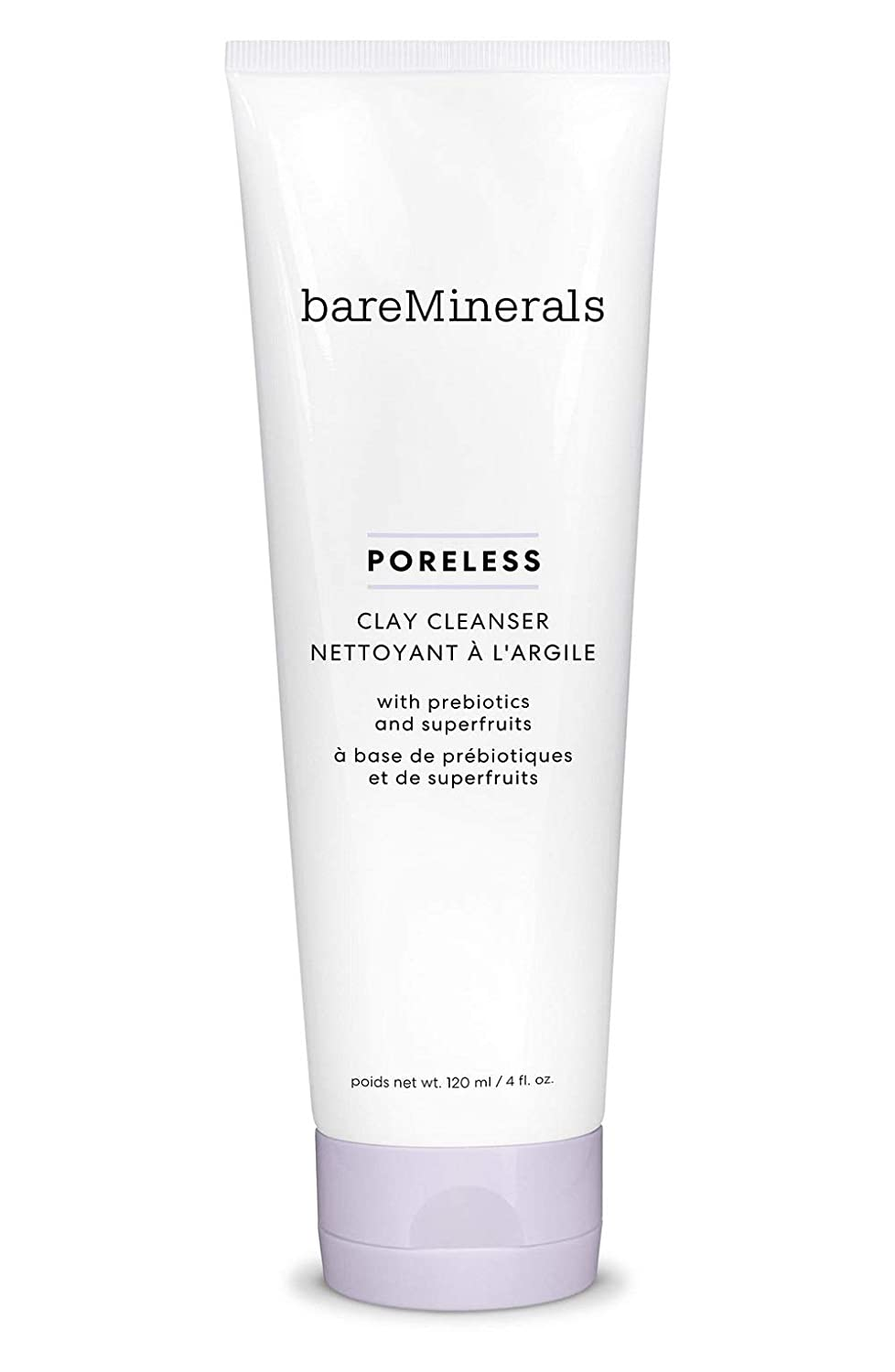 poreless clay cleanser