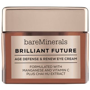 brilliant future® age defense & renew eye cream