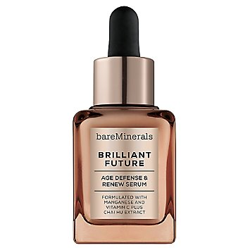 brilliant future® age defense & renew serum