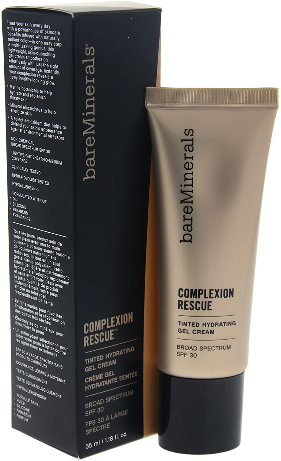 complexion rescue™ tinted moisturizer - hydrating gel cream broad spectrum spf 30