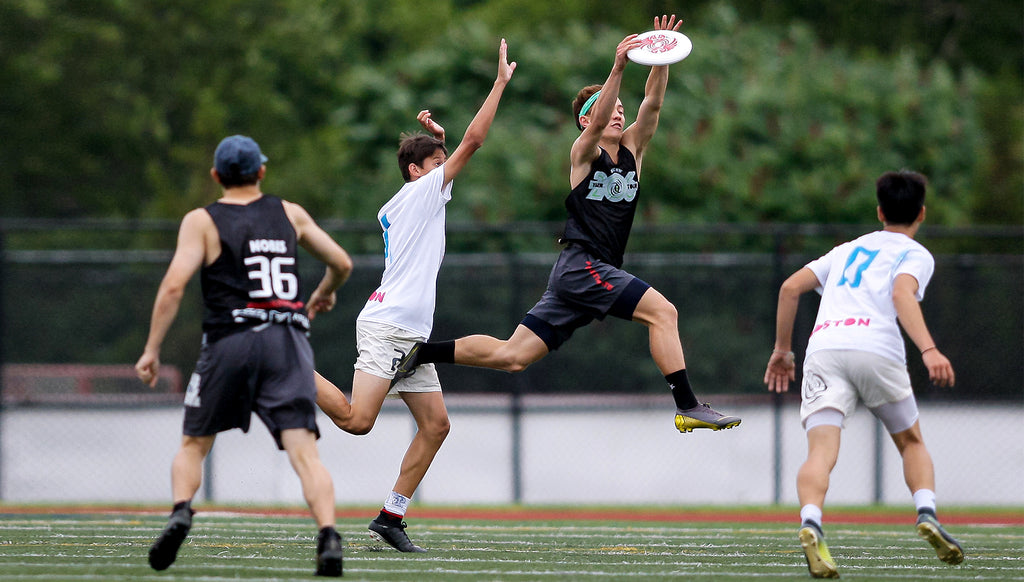 DiscNW Five Ultimate Aria Discs 209 Ultimate Frisbee Tour 2019 UltiPhotos