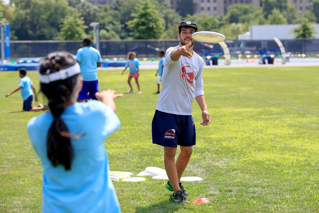 DiscNY COVID-19 NYC Ultimate Frisbee Community Quaranteam Fundraiser