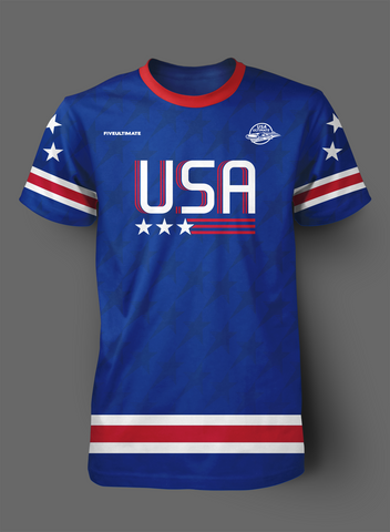 Team USA Dark Jersey 2019