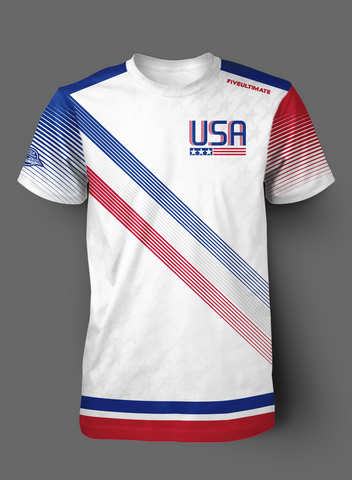 Team USA Light Jersey 2019