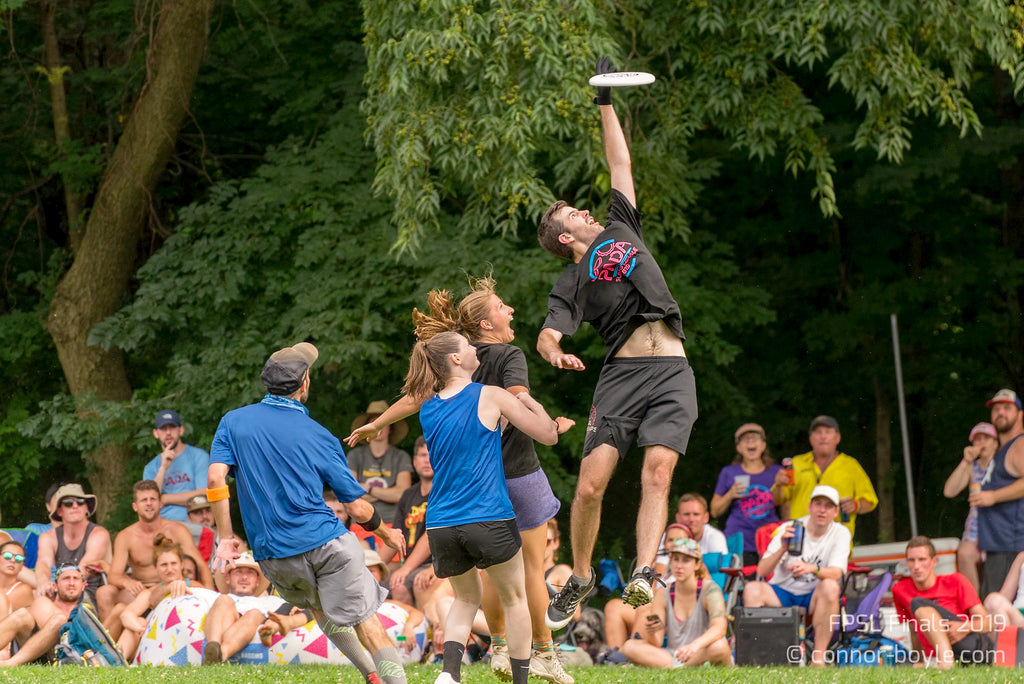 Philadelphia Area Disc Alliance Ultimate Frisbee Quaranteam Fundraiser