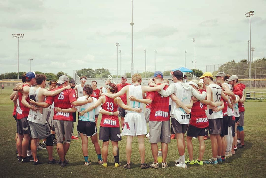 UPLA Ultimate Players League of Austin Texas Ultimate Frisbee Community Quaranteam Fundraiser