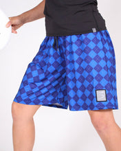 Load image into Gallery viewer, Argyle Hydro Shorts (U)