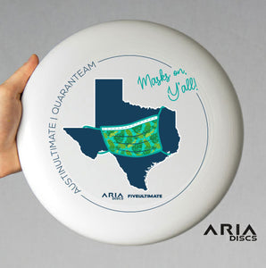 Austin Ultimate Quaranteam Disc