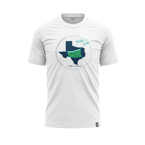 Austin Ultimate Quaranteam Jersey