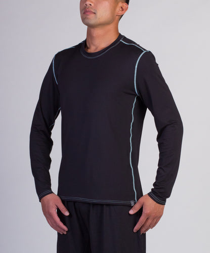 Black/Mint Electro Long Sleeve (M)