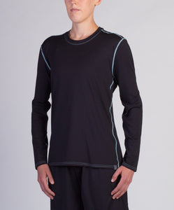 Black/Mint Electro Long Sleeve (W)
