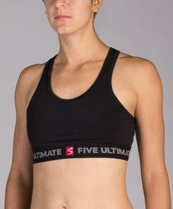 Straight Up Sports Bra