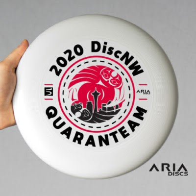 DiscNW Quaranteam Disc