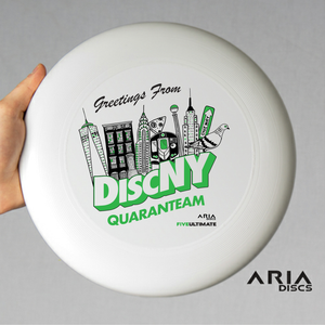 DiscNY Quaranteam Disc