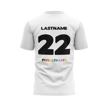 Load image into Gallery viewer, Pansexual Pride White Jersey