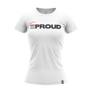 Pansexual Pride White Jersey