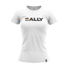Load image into Gallery viewer, Pride Ally White Jersey