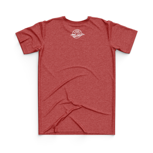 2020 USNT Red Heather Tee