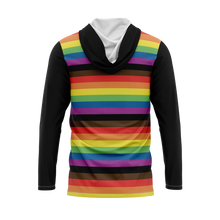 Load image into Gallery viewer, Ultimate Pride Full Sub Sun Hoodie