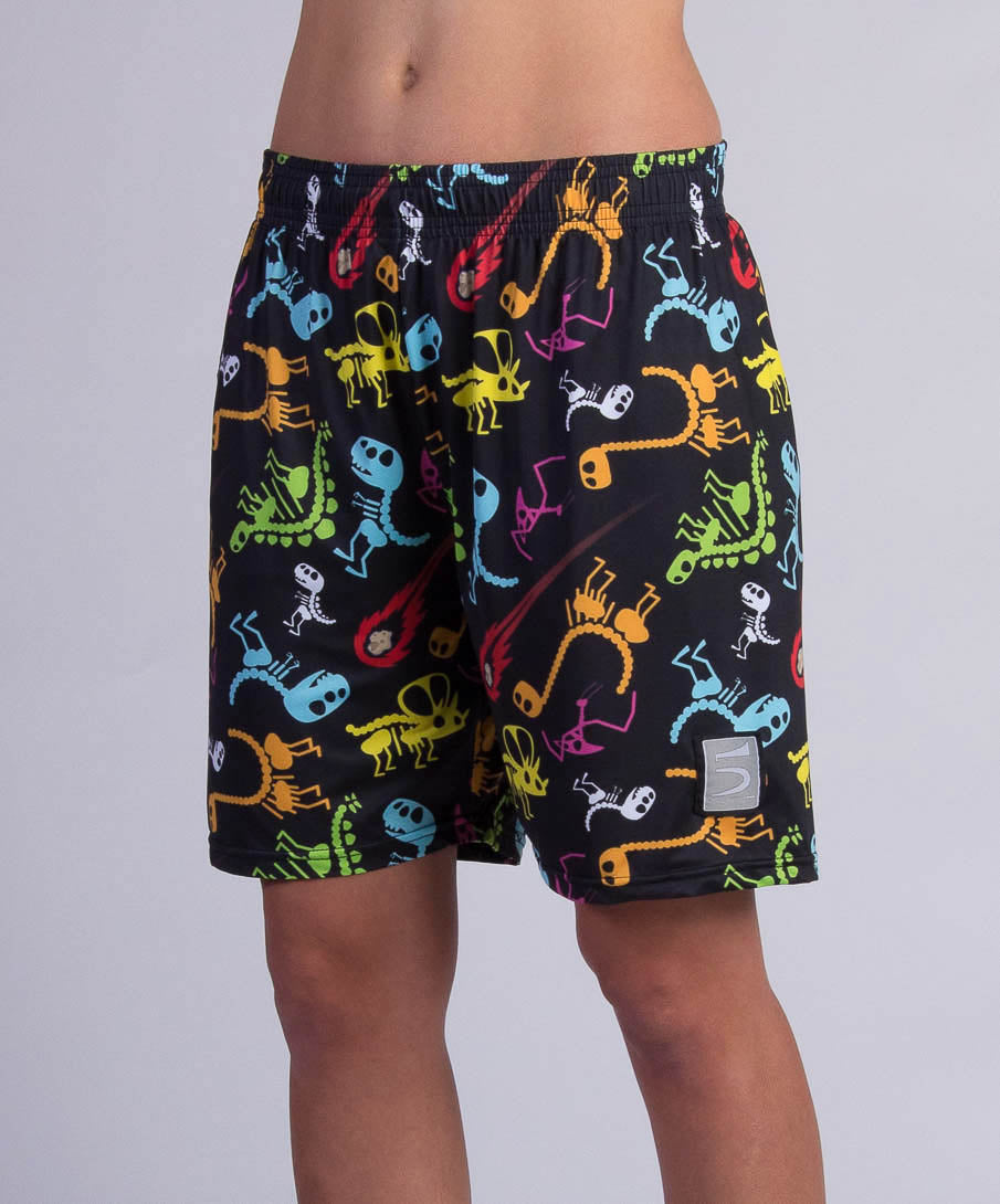 Fossilized Hydro Shorts (W)