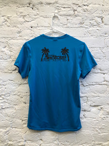 Sunbreak 2019 Short Sleeve Screenprint Electro Jersey - Teal (M & W)
