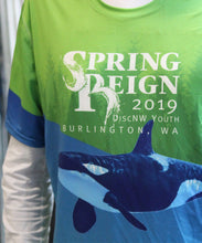 Load image into Gallery viewer, Spring Reign 2019 Short Sleeve Electro Jersey (M & W)