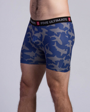 Load image into Gallery viewer, Sharks Boxer Briefs