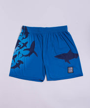 Load image into Gallery viewer, Sharks Hydro Shorts (W)