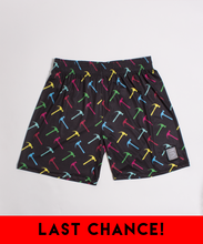 Load image into Gallery viewer, Taste the Hammer Hydro Shorts (W)