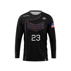 2020 USNT Dark Long Sleeve Jersey
