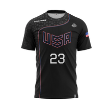 Load image into Gallery viewer, 2020 USNT Dark Short Sleeve Jersey