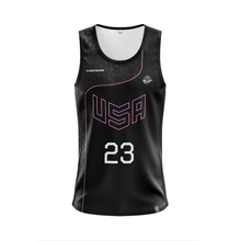 Load image into Gallery viewer, 2020 USNT Dark Tank Top