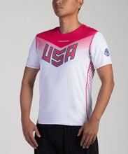 Load image into Gallery viewer, Light USNT 2017 Blank Sublimated Electro Jersey (M)