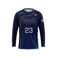 Load image into Gallery viewer, 2020 USNT Pride Long Sleeve Jersey
